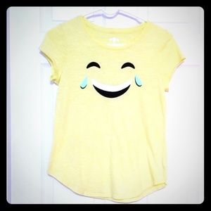 SO happy face shirt! (Pick 2 for $5)
